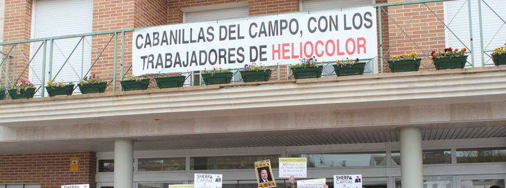 Presentan en el Juzgado de lo Mercantil de Guadalajara un ERE de extinción con acuerdo en Heliocolor