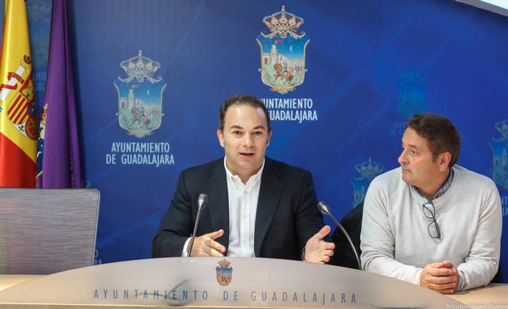Más de 1,8 millones para la mejora de la red de abastecimiento de agua de Guadalajara