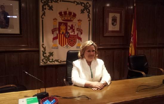 La alcaldesa de Alovera se lo piensa mejor y decide liberarse