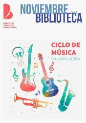 Todas las actividades que se celebrarán en la Biblioteca de Dávalos de Guadalajara en noviembre