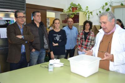 Una veintena de alumnos participan en un curso avanzado de Elaboración de Quesos en el Centro de Investigación de Marchamalo