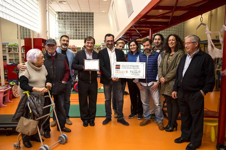 El III Vermú Solidario recauda más de 12.800 euros para Fundación Nipace