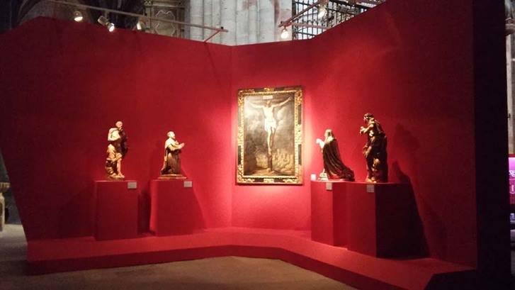 Un total de 56.500 personas han visitado ya la exposición ´aTempora´ en Sigüenza
