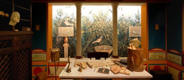 Más de 14.000 personas han visitado la exposición Romanorum Vita. Una historia de Roma en Guadalajara