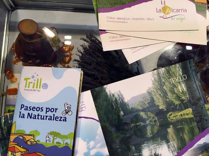 Trillo estará presente en INTUR, la Feria internacional de Turismo de Interior, hasta el domingo