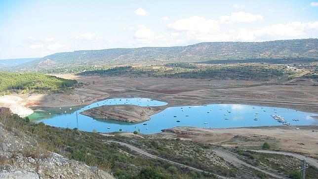 Los pantanos de cabecera del Tajo vuelven a perder agua una semana más
