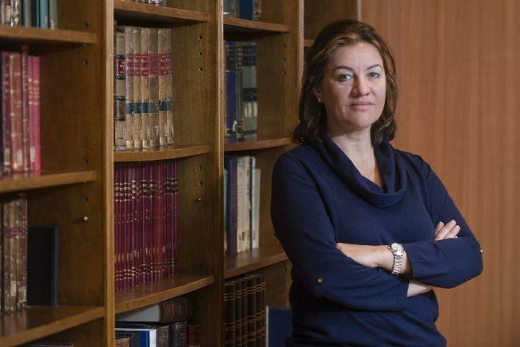 Alicia Fernández dimite como presidenta del Colegio de Médicos de Guadalajara