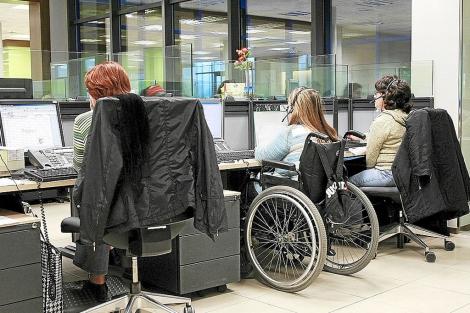 900 profesionales con discapacidad en Guadalajara han accedido a un empleo durante 2016