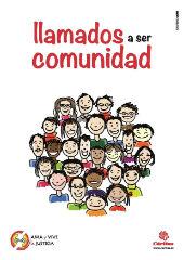 """""""Llamados a ser comunidad"""", campaña de Navidad de Cáritas 2016"""
