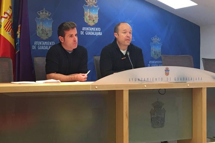 Ciudadanos propone establecer un marco general para los contratos públicos en el Ayuntamiento de Guadalajara