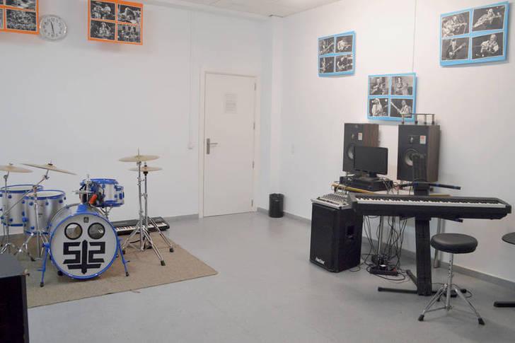 Hasta el 13 de enero, se pueden solicitar las salas de ensayo para músicos de Azuqueca