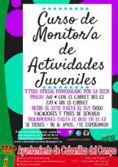 El Centro Joven ofrece la opción de sacarse el título de Monitor de Actividades Juveniles esta Navidad en Cabanillas
