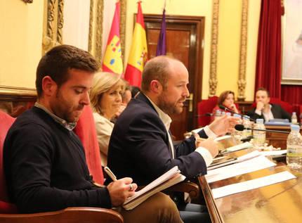 Ciudadanos se congratula de que todas sus propuestas se hayan incluido en el presupuesto del ayuntamiento de Guadalajara