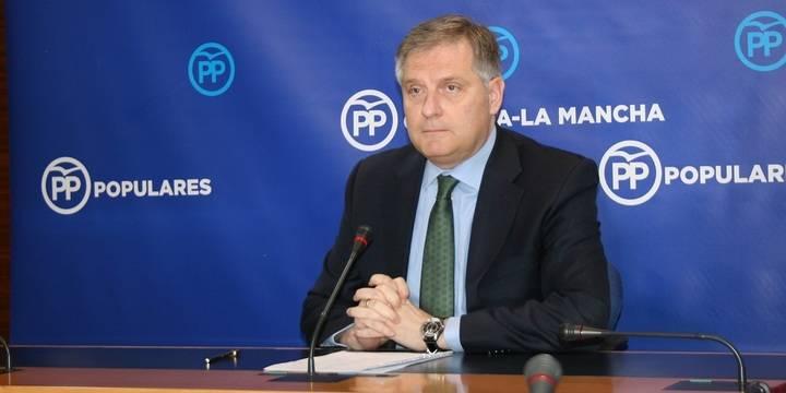 Cañizares advierte que el PP estará vigilante para que la Ley de Transparencia no sea papel mojado