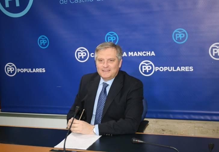 Cañizares anuncia que el PP inicia acciones legales contra el Gobierno de Page por su falta de transparencia