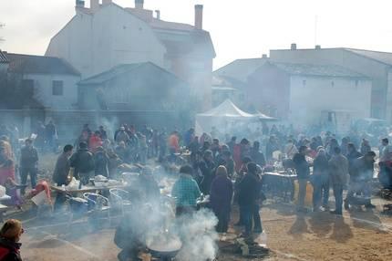 """Yunquera de Henares, ultima los preparativos de su 3º Concurso Gastronomico """"Fiesta de la Patata"""""""