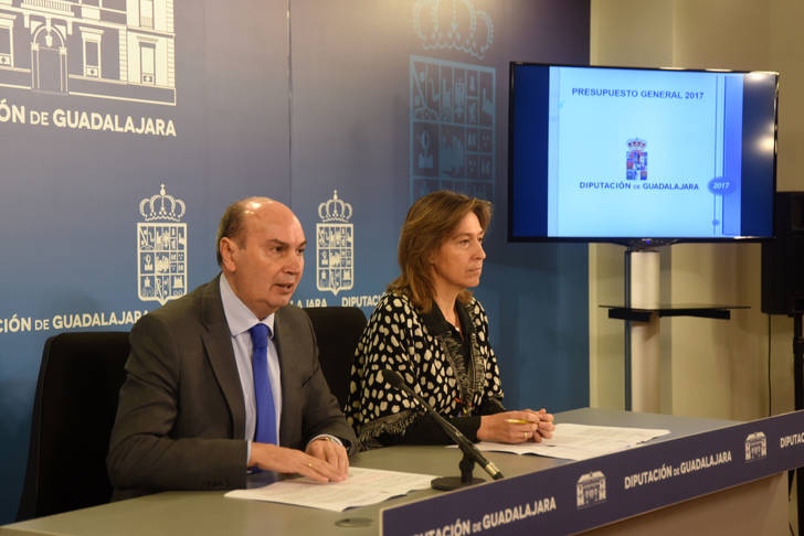 Latre presenta un Presupuesto centrado en las personas y que refleja los compromisos asumidos con el desarrollo de la provincia