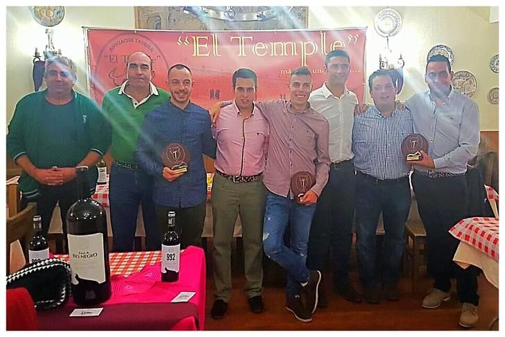 La Asociación Taurina El Temple de Cogolludo entrega sus premios