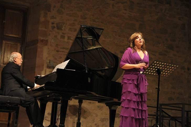 Ópera de todas épocas para empezar musicalmente la Navidad en Sigüenza