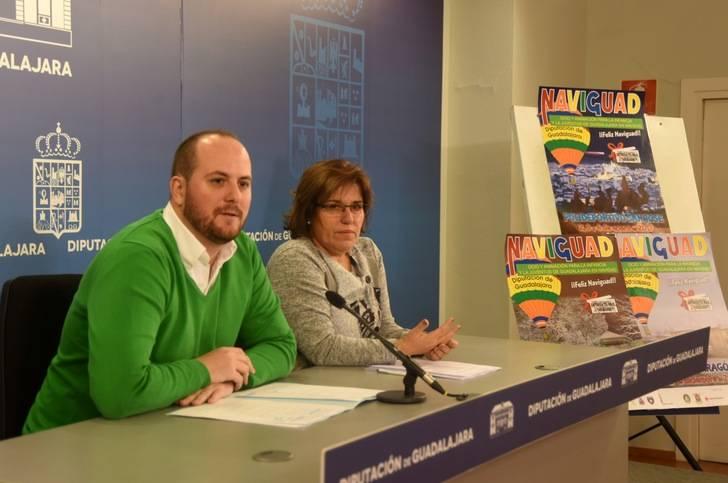 """La Diputación de Guadalajara trae una divertida """"Naviguad"""" solidaria para niños entre 3 y 12 años"""