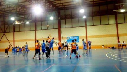 Sufrida victoria del JUPER Basket Yunquera en Bolaños para continuar como único invicto de la competición