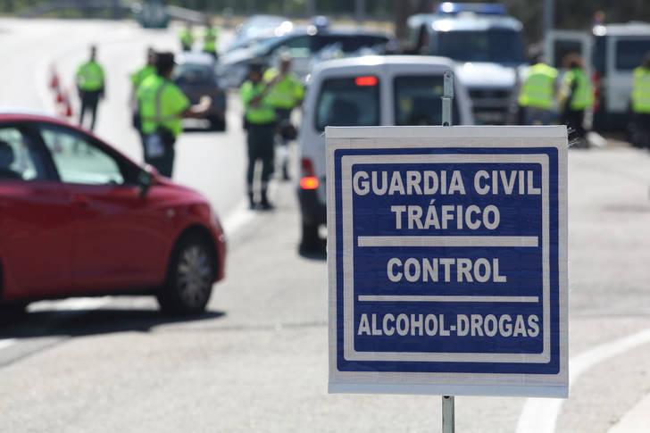 La DGT inicia este lunes una campaña especial de control del consumo de drogas y alcohol