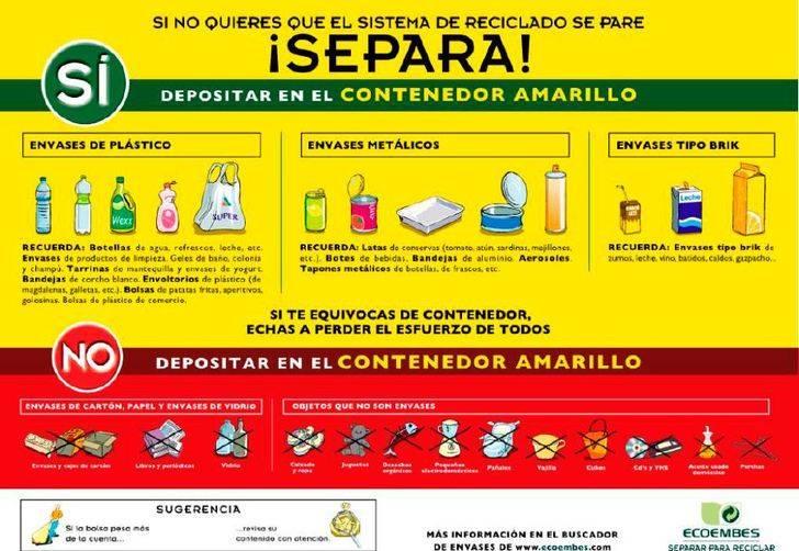 Ecoembes y el Ayuntamiento de Guadalajara lanzan la campaña Oportunidades para impulsar el cuidado del medio ambiente