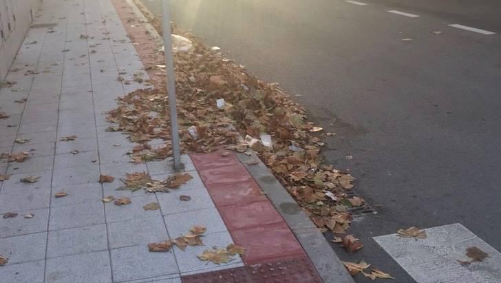 Ciudadanos Azuqueca reclama más limpieza en el barrio de 'El Vallejo'
