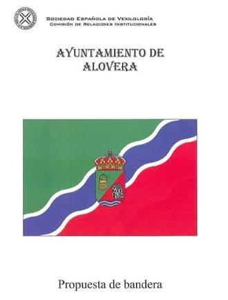 Todo preparado para que Alovera tenga su propia bandera municipal