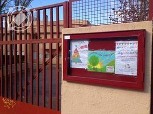 Segundo invierno sin calefacción en el colegio Alvar Fáñez de Guadalajara
