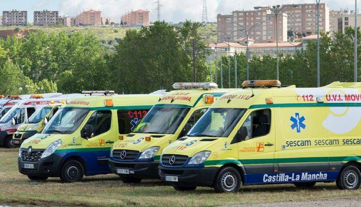 35,5 millones de euros para el servicio de transporte sanitario en Guadalajara