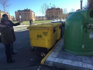 Se soterrarán los contenedores de residuos situados en el entorno de la Plaza 3 de Abril de Azuqueca