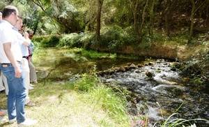 El Barranco del Dulce declarado Zona de Especial de Conservación de la Red Natura 2000