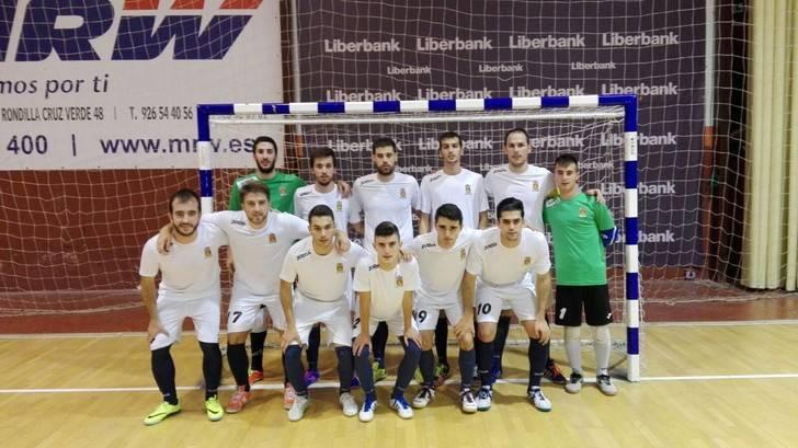 El Deportivo Brihuega cae por la mínima en Ciudad Real