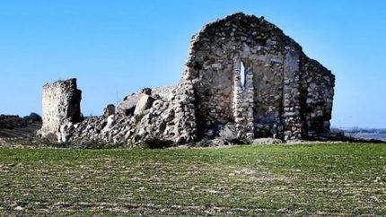 Descubren una ciudad romana (Caraca) en perfecto estado en Driebes