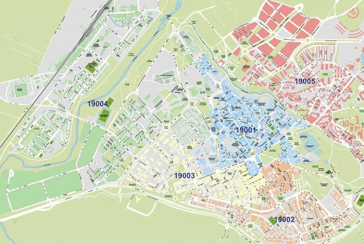 Guadalajara con 83.633 personas, una de las cinco ciudades castellano-manchegas que más han ganado población