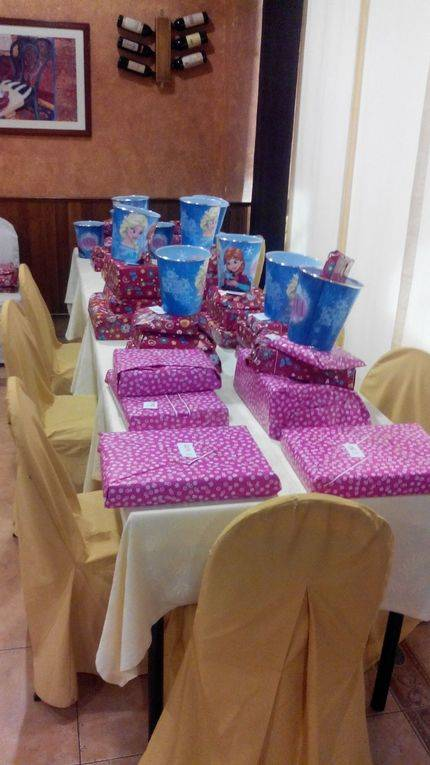 El Fogón del Vallejo se vuelca con los niños más desfavorecidos de Alovera durante estas Navidades