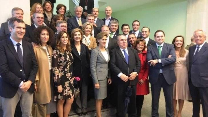 El PP de Castilla La Mancha acude al XVIII Congreso Nacional con 237 compromisarios, de los cuales 38 de Guadalajara