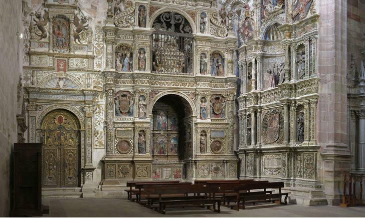 Comienzan los trabajos de conservación y restauración en varios bienes de la catedral de Sigüenza