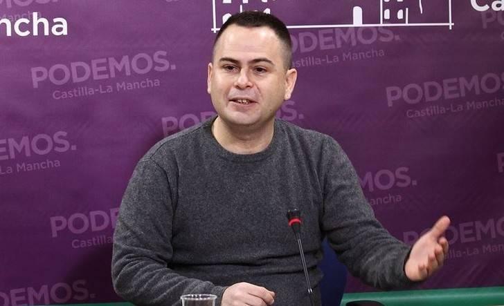 """Las aguas bajan revueltas en Podemos de CLM : David Llorente presenta """"Avanzar Juntxs"""" para echar a García Molina"""
