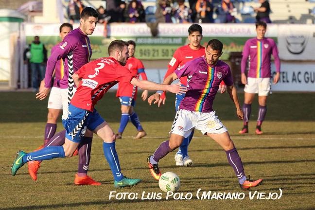 El Dépor no puede con Villarrobledo y se deja los puntos en el Escartín