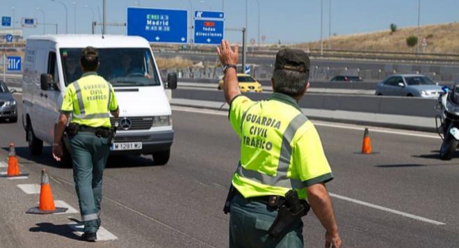 El ayuntamiento de Guadalajara se suma a la campaña de la DGT sobre control de camiones y furgonetas