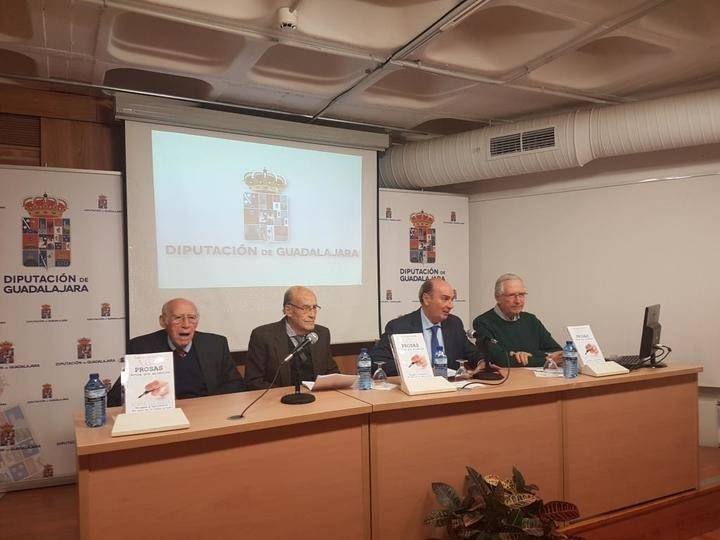 La Diputación publica 'Prosas entre dos milenios' del maestro Luis Monje Ciruelo