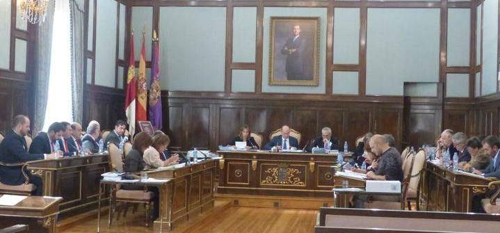El Pleno de la Diputación de Guadalajara aprueba los Presupuestos para 2017 inversores y centrados en las políticas generadoras de empleo
