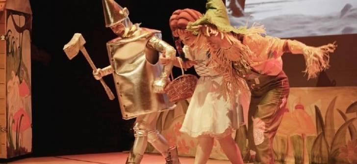 """Este domingo llega """"El Mago de Oz"""" al Teatro Moderno de Guadalajara"""