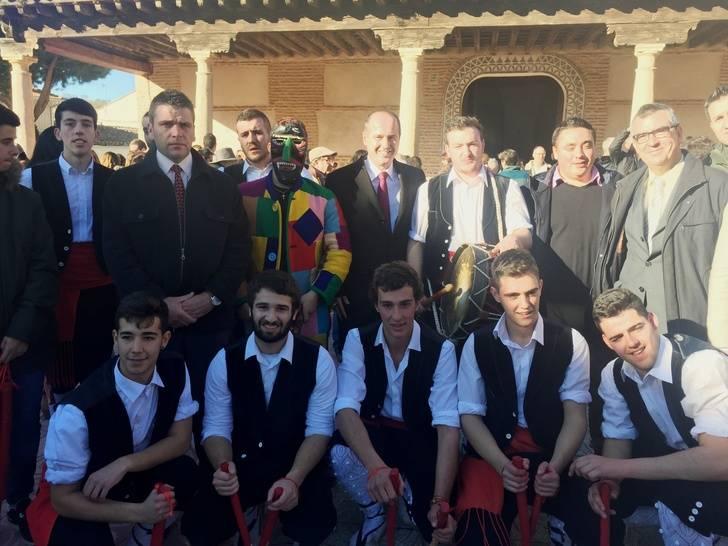 La Fiesta del Niño Perdido sigue viva en la localidad de Valdenuño Fernández