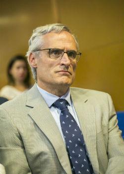 El fiscal superior de Castilla-La Mancha, José Martínez Jiménez renueva por otro mandato