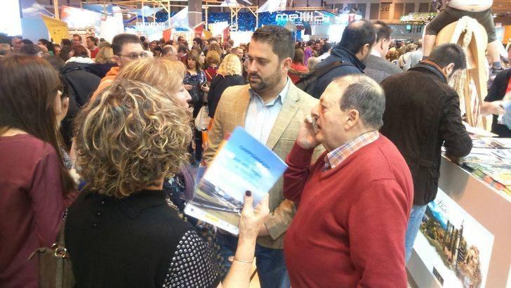 Más visitantes y demanda de información del turismo de Guadalajara, balance positivo de FITUR 2017