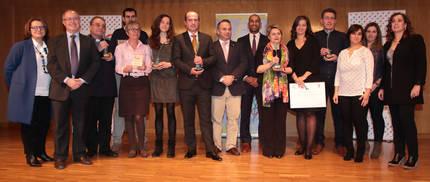 La Asociación de la Prensa de Guadalajara entregó sus premios anuales por San Francisco de Sales