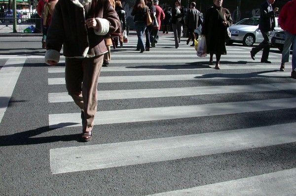 Dos atropellos en dos pasos de peatones en Guadalajara en dos días consecutivos